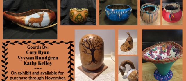 Decorative Gourd Exhibit