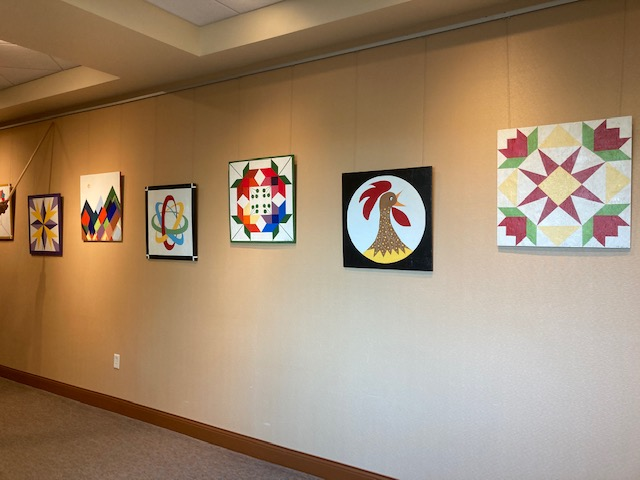 Barn Quilt Exhibit